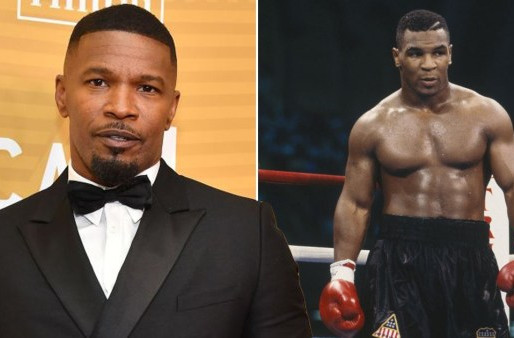Jamie Foxx Getting Dench for Mike Tyson Biopic