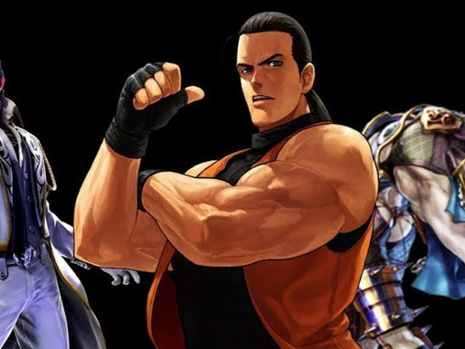 World Fighting Game Characters: Europe Part 1 South Europe