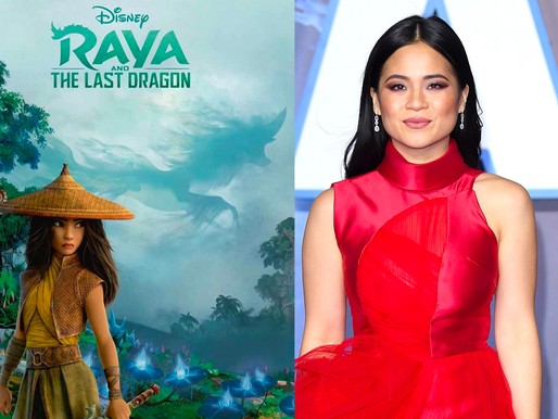Disney's 'Raya and The Last Dragon' casts Kelly Marie Tran in Lead Role