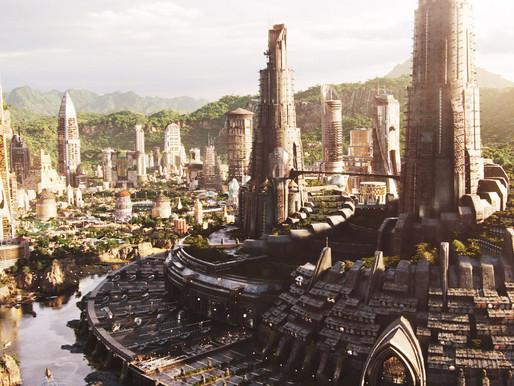 "Black Panther Director Ryan Coogler planning a ""Wakanda"" TV Show on Disney plus?"