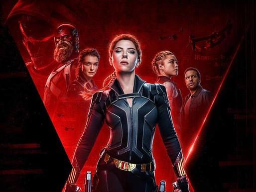 Marvel's 'Black Widow' Actress Shares New Image