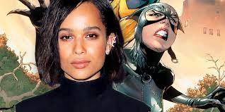 Zoe Kravitz is Catwoman