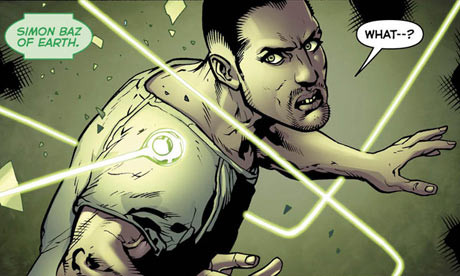 HBO Max 'Green Lantern' Series Casting 'Simon Baz'