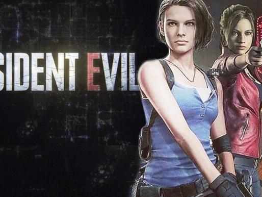 Resident Evil Film Reboot Who's Who