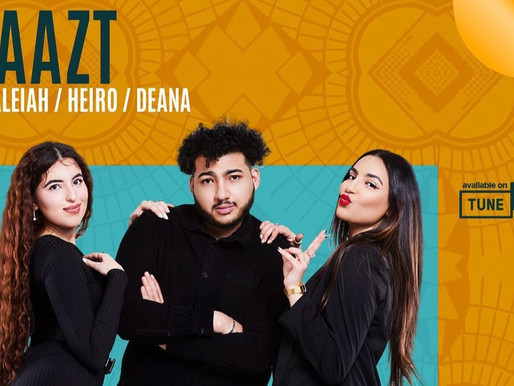 """Deana Hassanein co-hosts """"All Arabic All Za Time"""" on Tribe Urban Radio"""