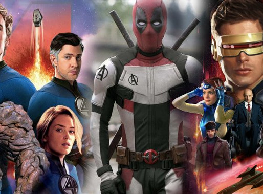 Deadpool and the X-Men in Talks for MCU Debut