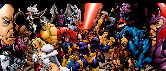 MCU's Potential X-Men Team Revealed