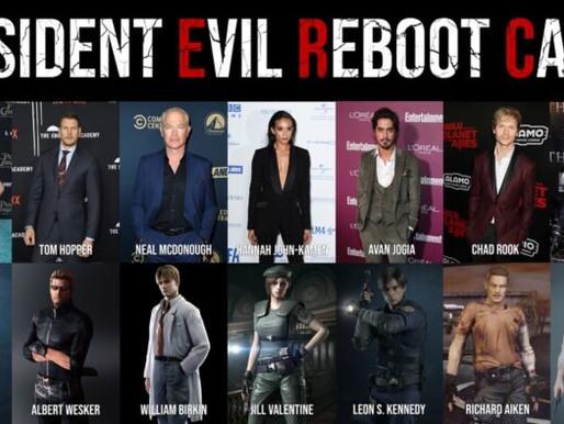 The Resident Evil Reboot Add Three New Actors