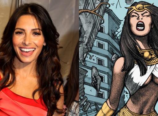 DC's Black Adam Considers Sarah Shahi For Adrianna Tomaz
