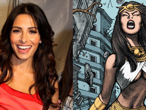 DC's Black Adam Considers Sarah Shahi For Adrianna Tomaz