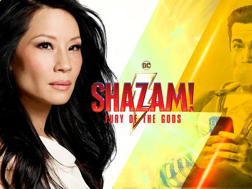 Lucy Lui Cast in Shazam: Fury of the Gods