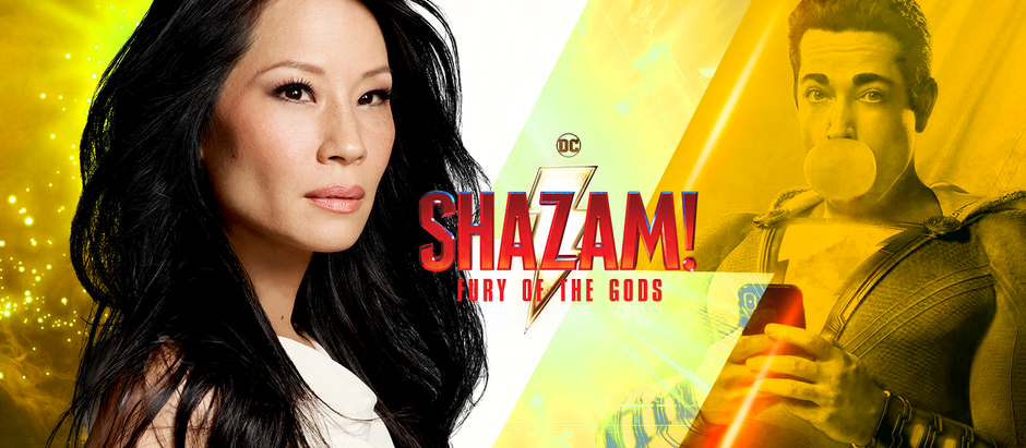 Lucy Lui Cast in Shazam: Fury of the Gods