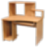 Стол компьютерный угловой СКУ-3 1100х800х1240