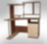 Стол компьютерный угловой 1200х800х1400