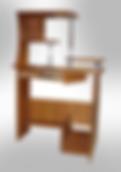 Стол компьютерный угловой СКУ-9 850х650х1300