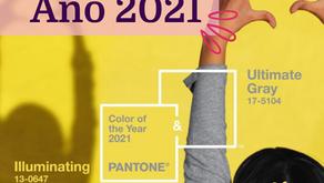 Pantone anuncia cores do ano 2021
