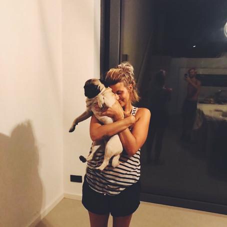 Kate + Leonardo.