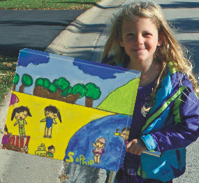 Kids Art 2 Canvas