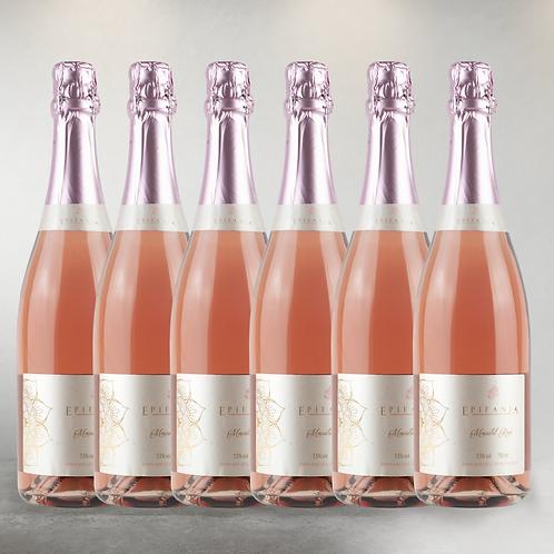 Kit 6 Moscatel Rosé Epifania
