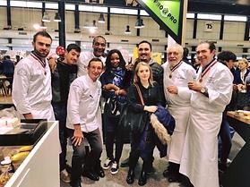 Team du Restaurant La Rose des Vents