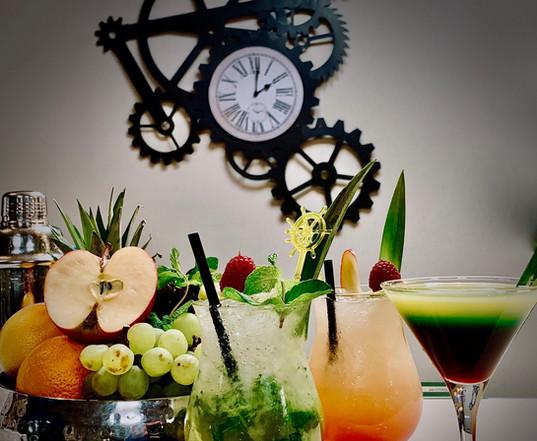 Cocktails maisons