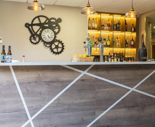 """Bar """"Le Cabernet"""" by Kyriad Prestige"""
