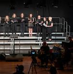 Singfest Senior Choir perform in 2019