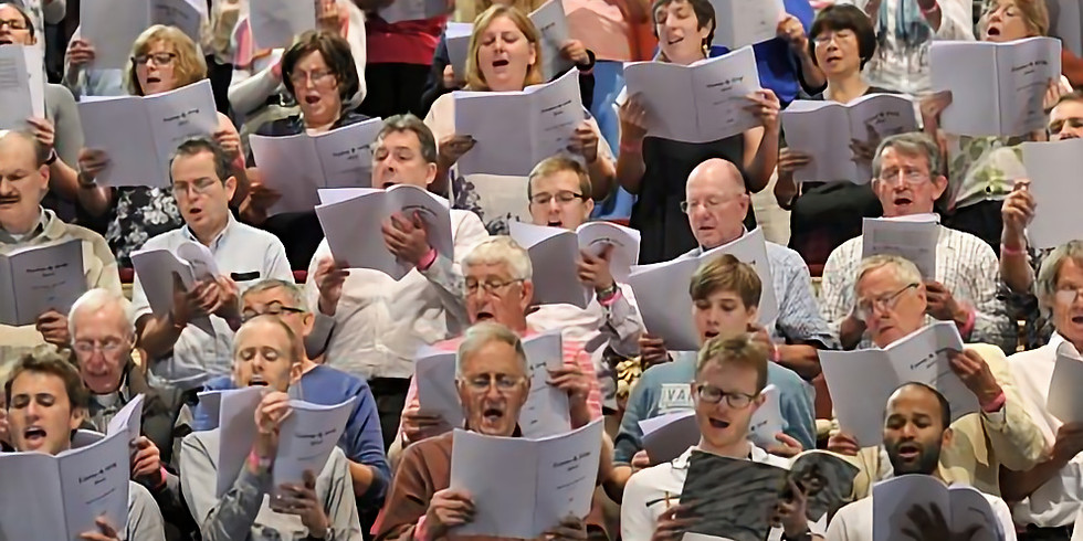 Community Come & Sing