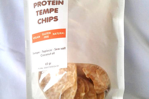 Protein Tempe Chips By Ini Tempe