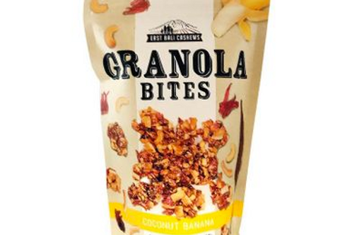 Coconut Banana Granola Bites by East Bali Cashews 150g