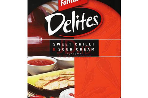 Delites Sweet Chilli & Sour Cream by Fantastic Snack 80g