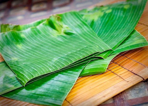 Banana Leaf, Eco packaging