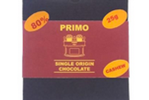 80% Chocolate w' Chilli by Primo 25g