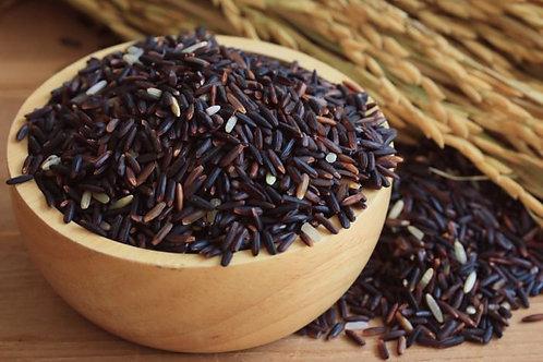 Certified Organic Black Rice by Bali Jiwa per 100g
