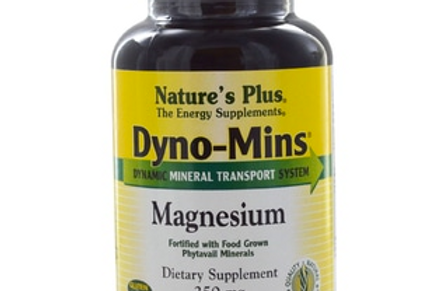 Dyno-Mins Magnesium by Nature's Plus 90Tabs