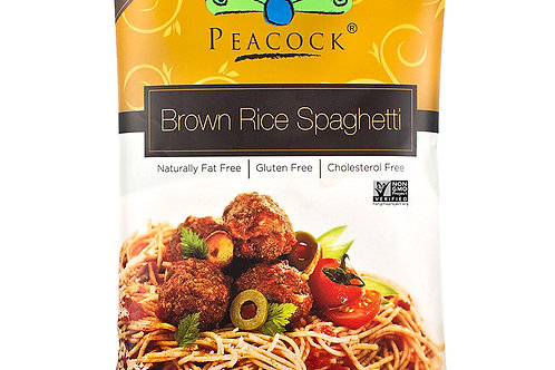 Brown Rice Spaghetti by Peacock 200g