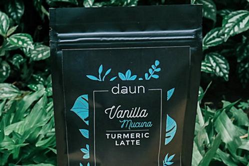 Vanilla Mucuna Turmeric Latte by Daun 75g