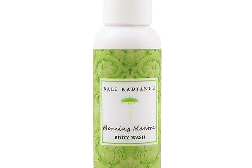 Morning Mantra Body Wash by Bali Radiance 100ml