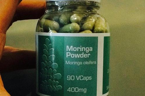 Moringa Powder Capsules 50 V Caps