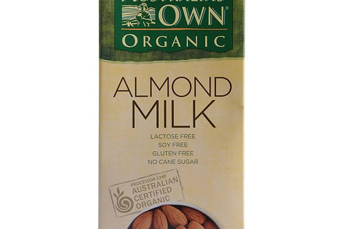 Almond Milk by Australia's Own 1lt
