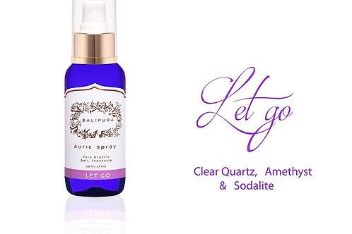 Let Go Auric Spray by Balipura 100ml