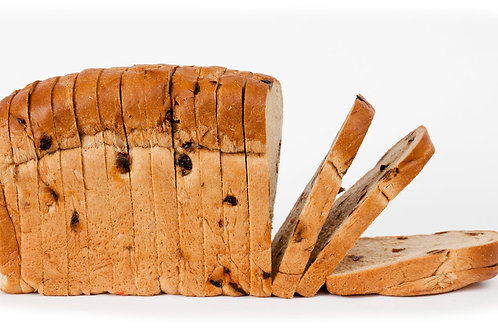 Toast Deluxe Fruit Bread Loaf by Brotzeit 500g