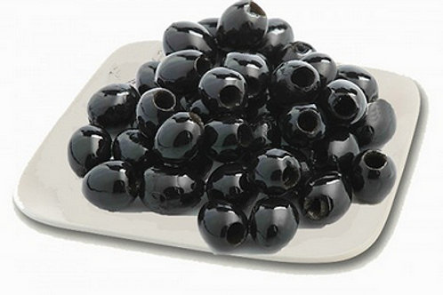 Pitted Black Olives in Brine 300ml