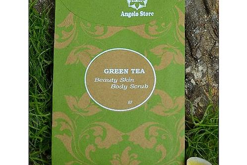 Body Scrub, Green Tea by Angelo Store