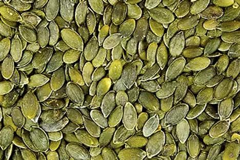 Pumpkin Seeds (Pepitas) per 100g