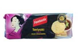 Rice Cracker Teriyaki by Fantastic Snack 100g