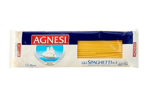 Spaghetti by Agnesi 500g