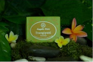 Frangipani Soap by Angelo Store 80g