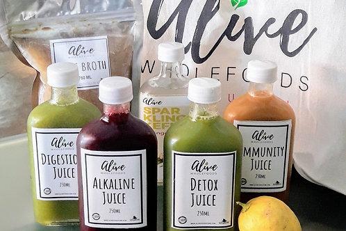 1 Day Liquid Fast Kit, Organic