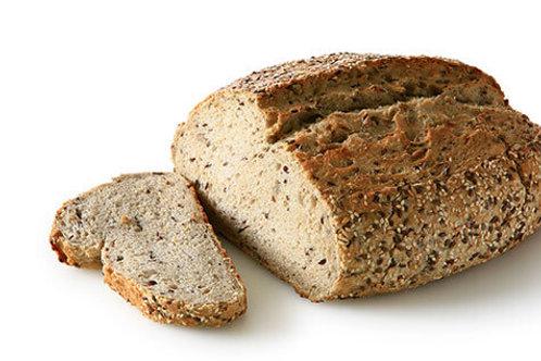Multigrain Bread Loaf by Brotzeit 500g